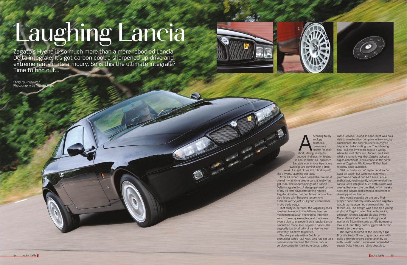 1995 Lancia Hyena