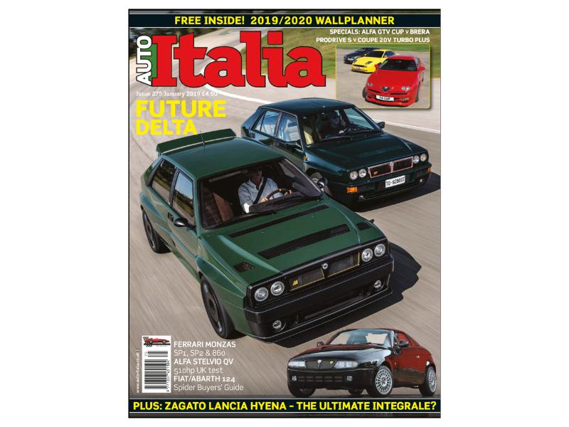 Auto italia future delta